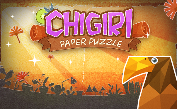 Chigiri Paper Puzzle